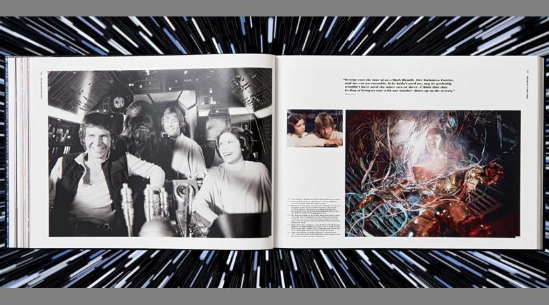 Das Star Wars Archiv - Blick ins Innere