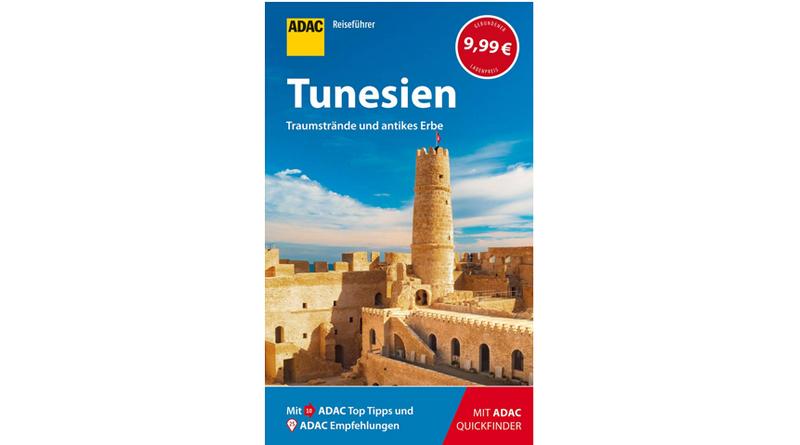 ADAC Reiseführer Tunesien: Der Kompakte mit den ADAC Top Tipps und cleveren Klappkarten