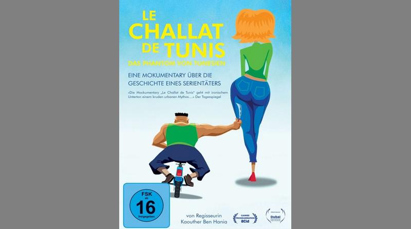 Le Challat de Tunis: Das Phantom von Tunesien (Original mit dt. Untertiteln)