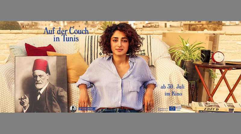 Un divan à Tunis (Arab Blues, Auf der Couch in Tunis) - Von Manele Labidi