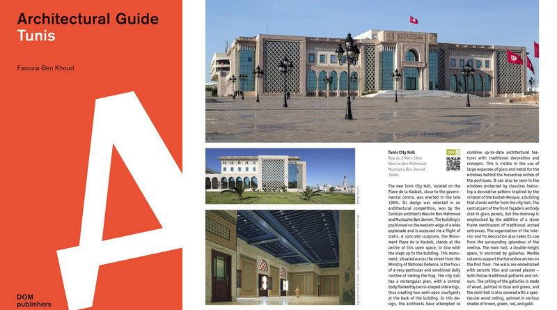 Architectural Guide Tunis (en) – von Faouzia Ben Khoud
