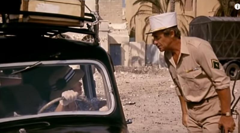 Szene aus: Jean Paul Belmondo: Die Glorreichen (Les Morfalous)